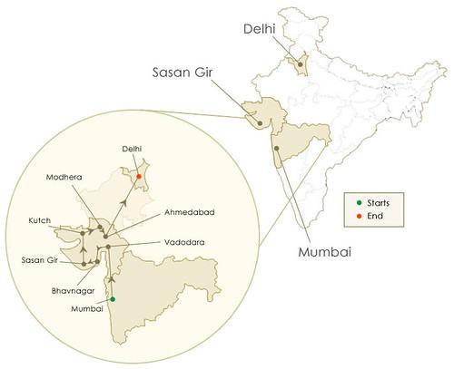 Deccan Odyssey Hidden Treasures of the Gujarat
