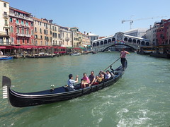 The Grand Canal, Venice (Elouise2009) Tags: venice italy gondola grandcanal rialto july2014