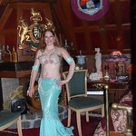 "Mermaid bellydance costume <a style=""margin-left:10px; font-size:0.8em;"" href=""http://www.flickr.com/photos/51408849@N03/14763589362/"" target=""_blank"">@flickr</a>"