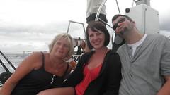 253718_221852121167373_100000277611648_881253_389876_n (lizmccarty) Tags: liz me mom hawaii maui will 2011 sunsetsail