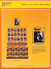 1982 Indiana Jones merchandising (Tom Simpson) Tags: indianajones raidersofthelostark 1982 1980s kenner toy toys actionfigures vintage vintagetoys
