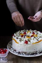 chiffon cake con ricotta 7588 (oliveri.stefania) Tags: chiffoncake dolci torta sicilia ricotta cake