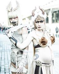 Sweet Arrogance (1 sur 8) (Rodoleufeu) Tags: cosplay sweet arrogance démon alien créature