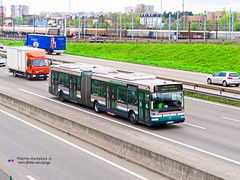 Irisbus Agora L - CTS 598 (Pi Eye) Tags: bus autobus strasbourg cus cts eurométropole renault irisbus rvi agora agoral articulé gelenk