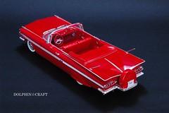 1959 IMPALA 10 (DOLPHIN☆CRAFT) Tags: 1959 chevrolet impala convertible monogram シボレー インパラ モノグラム プラモデル コンバーチブル