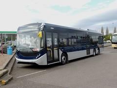 DSCN8950 Ritchies (Metrolink), Auckland New Zealand (Skillsbus) Tags: buses coaches england alexander dennis e200mmc newzealand metrolink ritchies