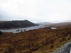 8572 Loch Garry (Andy - Busyyyyyyyyy) Tags: 20170319 ccc clouds ggg glengarry lll lochgarry misty mmm mountains murky scotland water www