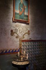 Carmel Mission (Interior) (thomasdwyer) Tags: carmel mission san carlos borromeo de carmelo missionsancarlosborromeodecarmelo spainish spanishmission carmelvalley carmelbythesea monterey montereypeninsula church christian christianity cathedral architecture
