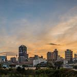 Johannebsurg CBD At Sunrise, South Africa thumbnail