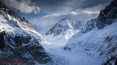 Mer de Glace - Chamonix (Alan Smith Photography) Tags: mountains htimsnala landscape merdeglace glacier alps frenchalps montagne chamonixmontblanc auvergnerhônealpes france fr