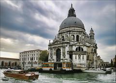 Венеция, Италия, Санта-Мария делла Салюте (zzuka) Tags: венеция италия venice italy