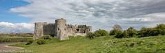 Carew Castle 0057 (paulrutherford08) Tags: carew castle ruins pembrokeshire wales uk