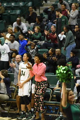 WBasketball-vs-North Texas, 1/26, Chris Crews, DSC_5197 (PsychoticWolf) Tags: 49ers basketball charlotte cusa d1 green mean ncaa ninermedia north nt texas unc uncc unt womens