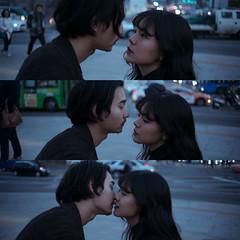 (Džesika Devic) Tags: interpol cinema cinematic leicam240 couple boy girl kiss dusk bokeh leica street seoul korea southkorea dongdaemun jongno asia korean