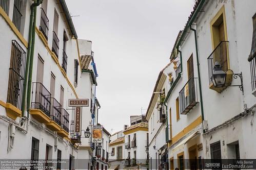 puertas y ventanas de Córdoba en Semana Santa