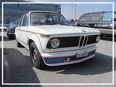BMW 2002 Turbo (v8dub) Tags: bmw 2002 turbo schweiz suisse switzerland fribourg freiburg otm german pkw voiture car wagen worldcars auto automobile automotive old oldtimer oldcar klassik classic collector youngtimer
