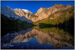 Langbathsee Morgenstimmung (Karl Glinsner) Tags: austria oberösterreich upperaustria gebirge berge mountains see lake wasser water morning morgen salzkammergut outdoors landschaft landscape langbathsee alpen alps