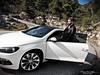 Shooting (braziliana13) Tags: greece scirocco vw car model parnitha outdoor nature