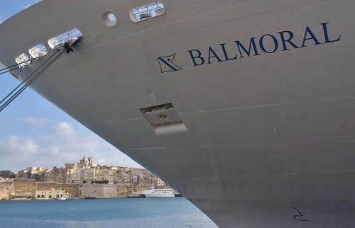 Moored in Malta