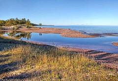 "Eagle River on the Keweenaw Peninsula of Lake Superior in Michigan (PhotosToArtByMike) Tags: eagleriver michigan mi keweenawpeninsula upperpeninsulaofmichigan upperpeninsula up uppermichigan lakesuperior autumn autumnleaves rockycoastline stonybeach beach ""rocky village"