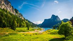 Lac de taney - Switzerland (Jeremy G. Photography) Tags: eos canon canon5dmarkii canondslr canon5dmaarkii dslr landscape paysage nature lac suisse swizterland swiss taney lacdetaney blue