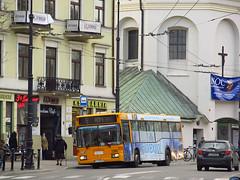 Mercedes Benz O405N2, #2282, MPK Lublin (transport131) Tags: bus autobus ztm lublin mercedesbenz o405n2 mpk