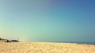 On the beach - Day 260