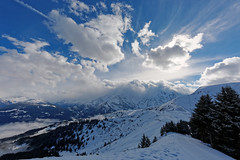 Mount Blanc 2 (ignacy50.pl) Tags: alpe mountains highmountains snow landscape winterlandscape trees travel france mount blanc ignacy50