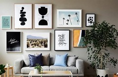 ways-to-display-art (dearlinks) Tags: diy beautiful lavish trends creative home decoration improvement designs projects ideas plans tips inspiration