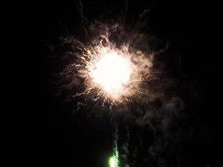 Fireworks in our souls!