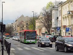 "Mercedes Conecto LF G Euro 6, #9109, ""Warbus"" Warszawa, dept Lublin (transport131) Tags: bus autobus ztm lublin mercedes conecto lf warbus warszawa"