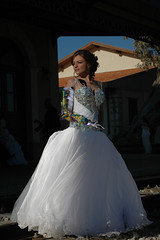 bride134 (bankialon) Tags: amputee telaviv israel photography prosthetic photoshop love