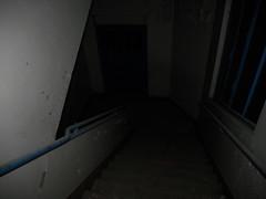 P1090371_HDR (martindebrunne) Tags: school urbex empty ghosts ghost black darkness feeling scary creepy horror night old gx8 panasonic hybrid
