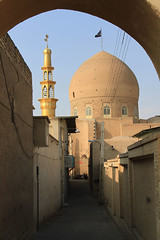 Mosque (Wild Chroma) Tags: mosque kashan iran