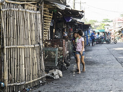 Market (Beegee49) Tags: street market walking filipina girls rear bacolod city philippines