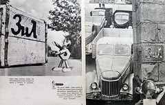 1959. Дорохов А. Как гайка толкнула грузовик 04-5 (foot-passenger) Tags: детскаялитература дорохов грузовик 1959 зил zil childrensliterature