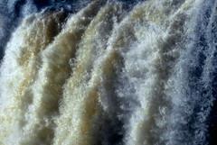 Nahaufnahme Wasserfall