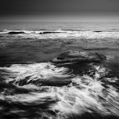 White Wash No. 3 (Mabry Campbell) Tags: 2013 720nm august capeelizabeth dyercove ir mabrycampbell maine newengland us usa unitedstates unitedstatesofamerica blackandwhite bw coast coastal fineartphotography image infrared le longexposure minimal monochrome motion movement nopeople northeastus northeastunitedstates ocean photo photograph photography rock rocks sea seascape splash squarecrop water waves white whitewash f63 august132013 20130813img0528 24mm 08sec 100 tse24mmf35l fav10 fav20 fav30 fav40 fav50