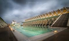 Valencia (go-Foto) Tags: valencia spain reflection storm