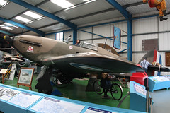 Hawker Hurricane Mk1 Replica L1679 JX-G (NTG's pictures) Tags: tangmere military aviation museum west sussex hawker hurricane mk1 replica l1679 jxg