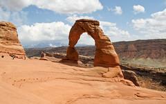 Arches National Park, USA 2011 - 36 (Manfred Lentz) Tags: usa vereinigtestaatenvonamerika utah archesnationalpark nationalpark