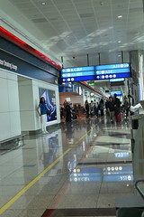 Dubai International Airport, Terminal 3 (Batool Nasir) Tags: dubaiinternationalairportterminal3 airport emirates uae dubaiairport dubai largest busiest terminal3