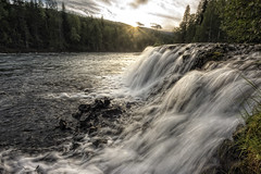 Wells gray rapids (wimvandemeerendonk, quite busy at the moment with ) Tags: britishcolumbia falls forest hill hills landscape light mountain mountainscape nature canada outdoors outdoor panorama park rock rocks ripples river riverscape sony sky sun scenic tree trees valley wimvandem water greatphotographers abigfave