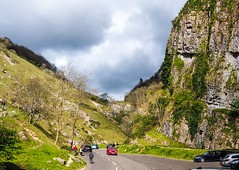 107:365 2017. Gorgeous (gardengeorgie) Tags: 365 2017 april cheddar gorge steep road