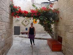 Joodse wijk in oude stad Jeruzalem