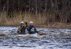 Nr. 23 (BlizzardFoto) Tags: türitorikiirlaskumine the8thtüritoridownriverrace türitori kiirlaskumine downriverrace kanuu canoe kajakk kayak river jõgi võistlus race kevad spring vesi water