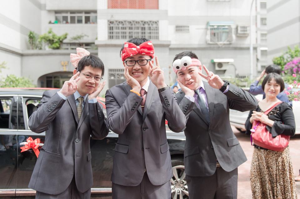 高雄婚攝 麗尊酒店 結婚迎娶特集 W & Y 038