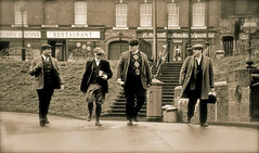 'Peaky Blinders' I (andrew_@oxford) Tags: peaky blinders black country living history museum reenactors reenactment timeline events