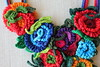 Fiber art necklace with red, yellow, purple, blue, and green freeform crocheted flowers - Adonis Annua by irregular expressions (irregular expressions) Tags: irregularexpressions jewelry necklace fibernecklace crochetnecklace red blue green colorfulflowers orange yellow freeformcrochet fiberart wearableart fiberartnecklace bibnecklace textilenecklace crochet fiberflower crochetflower flowernecklace floralnecklace flower flowery floral fiberjewelry crochetjewelry crochetedflowers crochetednecklace colorful colorfuljewelry