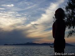 Yoga sun salutations at Kradan (22) (Eric Lon) Tags: kradanyogaavril2017 yoga sunrise salutations asanas poses postures beach plage mer thailand kradan island ile stretching flexibility etirement souplesse body corps fitness forme health sante ericlon